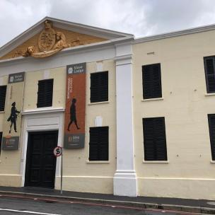 The Slave Lodge