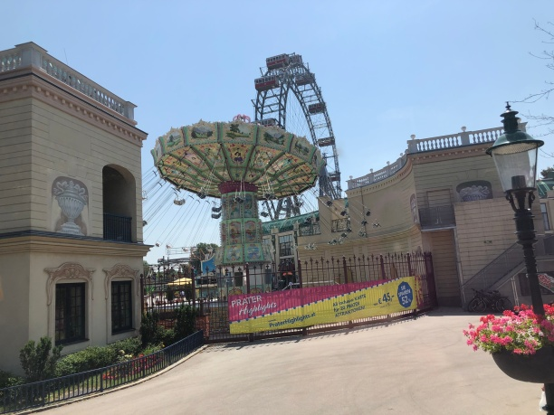 Prater Park - the Ferris Wheel